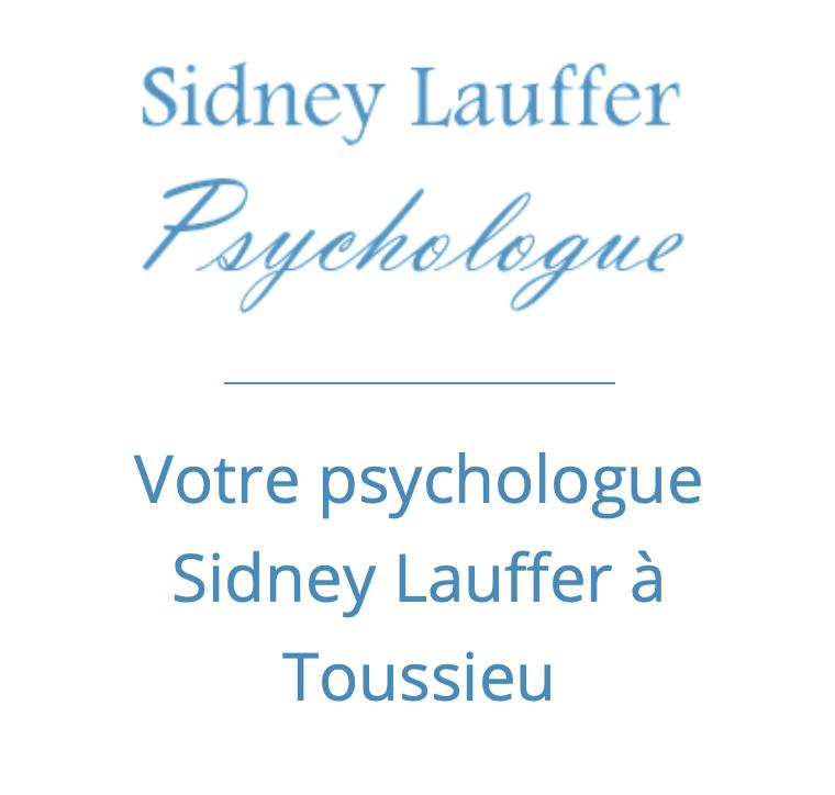 Sidney Lauffer - Psycholoque dans le Rhône